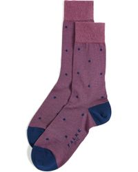 Falke - Seasonal Dot Socks - Lyst