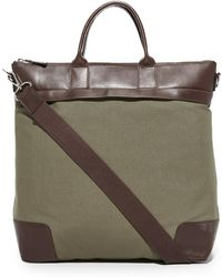 Shinola - The Nylon Travel Tote - Lyst