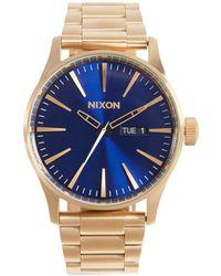 Nixon - Sentry Watch, 42mm - Lyst
