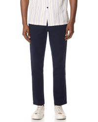 c4fbcc97cab Lyst - Polo Ralph Lauren Classic Fit Chino Pants in Natural for Men