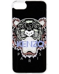 KENZO - Iphone 7 / 8 Silicon Tiger Case - Lyst