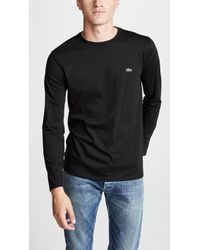 Lacoste - Classic Crew Neck Knit - Lyst