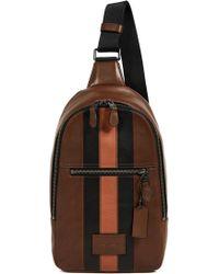 a9329e307 closeout coach large black nasa space backpack fcd2b 11fa1