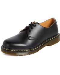 Dr. Martens - 1461 3 Eye Gibson Lace Up - Lyst