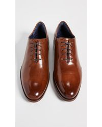 Cole Haan - Washington Grand Wholecut Oxfords - Lyst