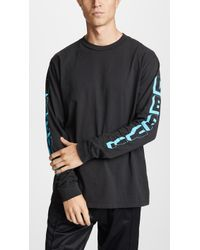 Obey - New World Long Sleeve Tee - Lyst
