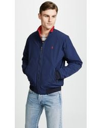 Polo Ralph Lauren - Water Repellent Jacket - Lyst