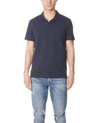 Theory - Willem Cosmos Polo Shirt - Lyst