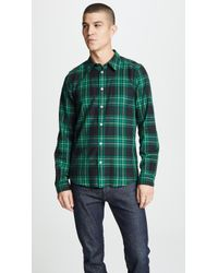 PS by Paul Smith - Long Sleeve Tailored Shirt - Lyst