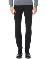 Vince - Essential Soho 5 Pocket Twill Jeans - Lyst