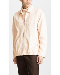 Lemaire - Jersey Jacket - Lyst