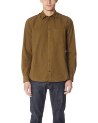 Norse Projects - Osvald Classic Shirt - Lyst
