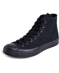 Converse - Chuck Taylor 70s Monochrome High Top Sneakers - Lyst