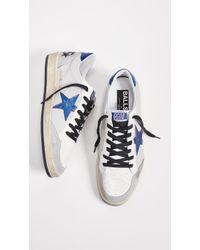 Golden Goose Deluxe Brand - Ball Star Sneakers - Lyst