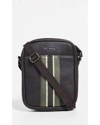 Ted Baker - Webbing Mini Flight Bag - Lyst