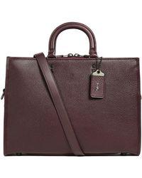 COACH - Rogue Briefcase - Lyst