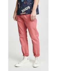 WOOD WOOD - Wes Colored Jeans - Lyst