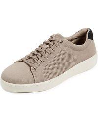 Vince - Silos Knit Low Top Sneakers - Lyst