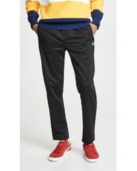 Fred Perry - Embroidered Track Pants - Lyst