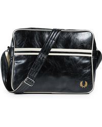 Fred Perry - Classic Shoulder Bag - Lyst
