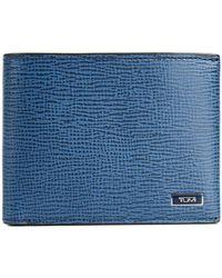 Tumi - Monaco Double Billfold Wallet - Lyst