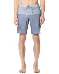 RVCA - Gothard Swim Trunks - Lyst