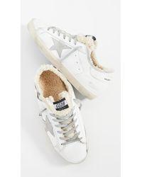 Golden Goose Deluxe Brand - Superstar Sneakers - Lyst