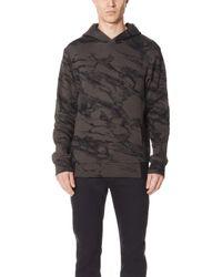Twenty - Marble Hooded Sweater - Lyst