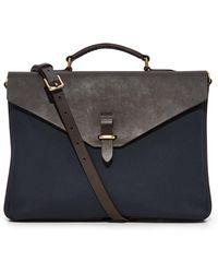 Mismo - M/s Bureau Briefcase - Lyst