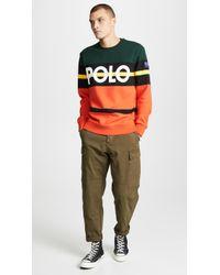 Polo Ralph Lauren - Hi Tech Sweatshirt - Lyst