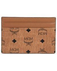 MCM - Visetos Original Mini Card Case - Lyst