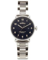 Shinola - The Canfield 43mm Watch - Lyst