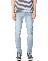 Ksubi - Chitch Philly Blue Jeans - Lyst