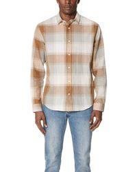 Vince - Vintage Plaid Shirt - Lyst