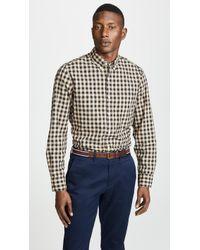 J.Crew - Classic Gingham Shirt - Lyst