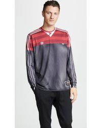8a82e360c978 Lyst - Alexander Wang Adidas Originals By Alexander Wang Long Sleeve ...