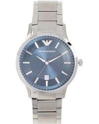 Emporio Armani - Renato Watch, 43mm - Lyst