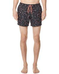 PS by Paul Smith - Classic Patch Pocket Swim Shorts - Lyst