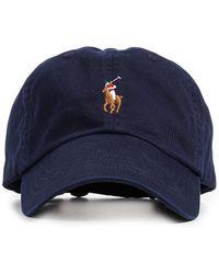 Polo Ralph Lauren - Classic Pony Cap - Lyst