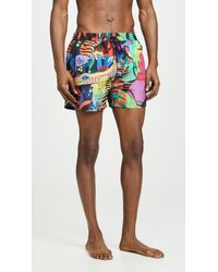 PS by Paul Smith - Classic Swim Shorts - Lyst