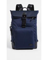 Tumi - Harrison Oak Roll Top Backpack - Lyst