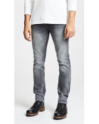7 For All Mankind - Paxtyn Clean Pocket Jeans - Lyst
