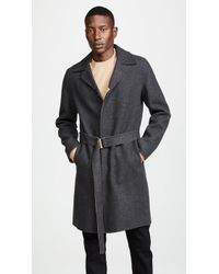 Theory - Penley Coat - Lyst