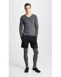 Emporio Armani - Athletics Leggings - Lyst
