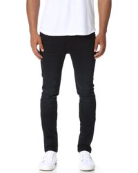 7 For All Mankind - Paxtyn Tapered Luxe Performance Jeans - Lyst