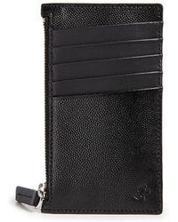 Want Les Essentiels De La Vie - Adano Zipped Cardholder - Lyst