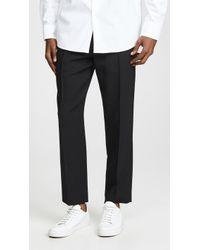 Alexander Wang - Tailored Trousers - Lyst