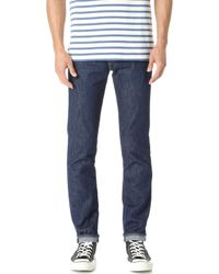 Levi's - 511 Made In The Usa Slim Fit Jeans - Lyst