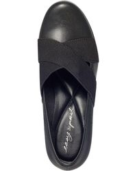 Easy Spirit - Caranti Leather Dress Shoes - Lyst