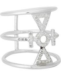 Wendy Nichol Sterling Silver Auspicious Ring - Lyst